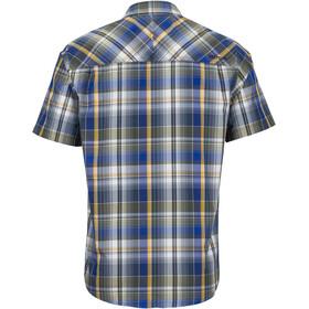 Marmot Echo Kortærmet T-shirt Herrer blå/farverig